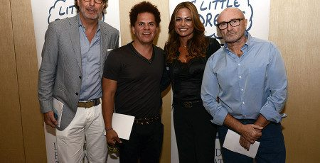 Romero-Britto,-Orianne-Collins,-Phil-Collins,-&-Friend