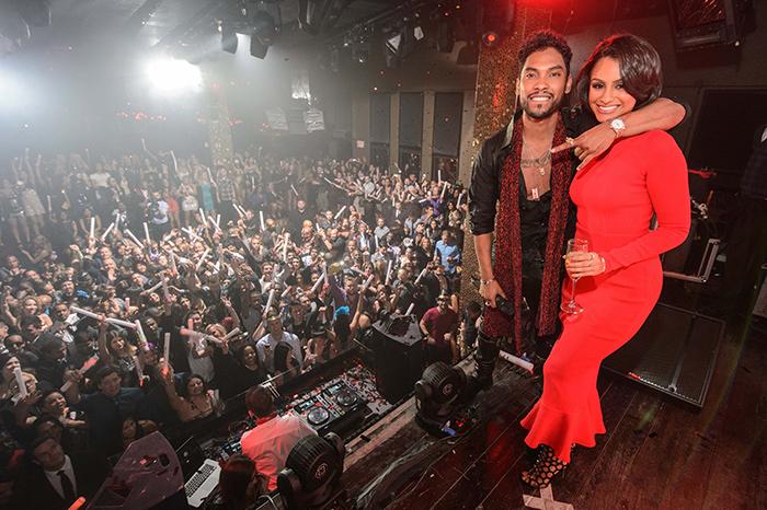 Miguel-&-Nazanin-Mandi_TAO-Nightclub-NYE