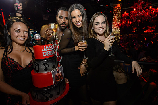 Jason-Derulo,-Jordin-Sparks-and-JoJo-at-TAO